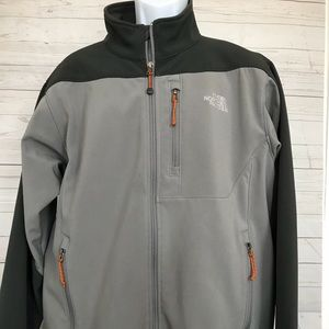 The North Face Men's Apex Bionic Jacket Sz L Zip